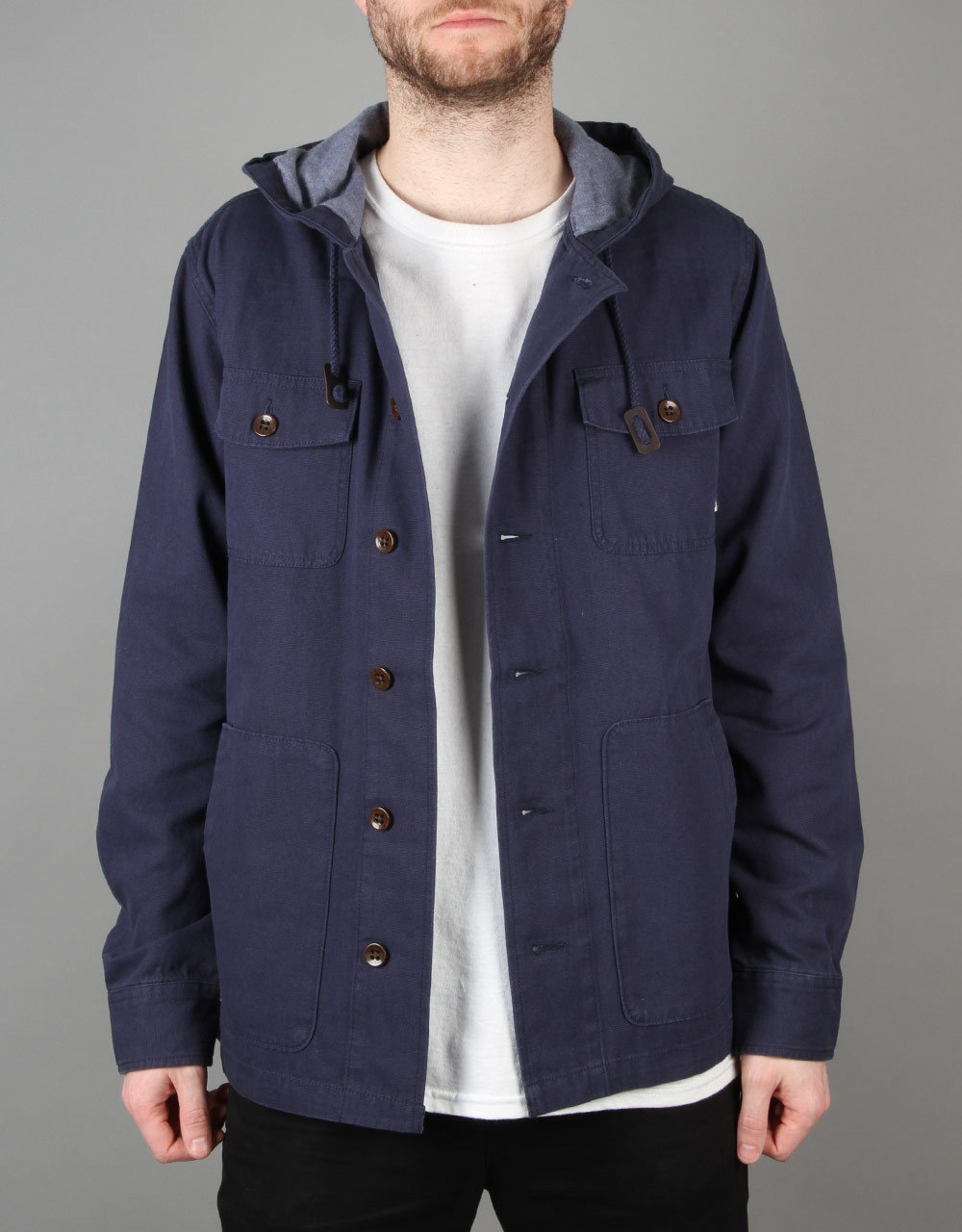 18305529ee Vans Lismore Jacket - Dress Blues