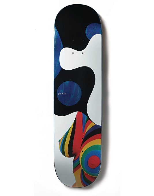 Quasi Double Rainbow [Two] Team Deck - 8.25""