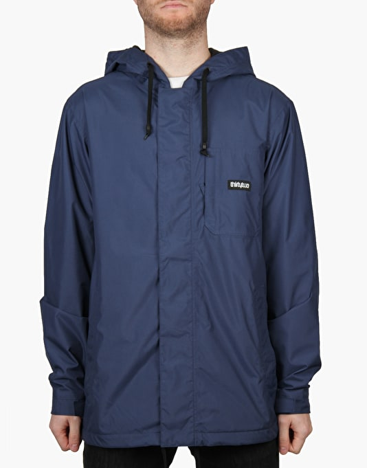 Thirty Two Kaldwell 2016 Snowboard Jacket - Indigo