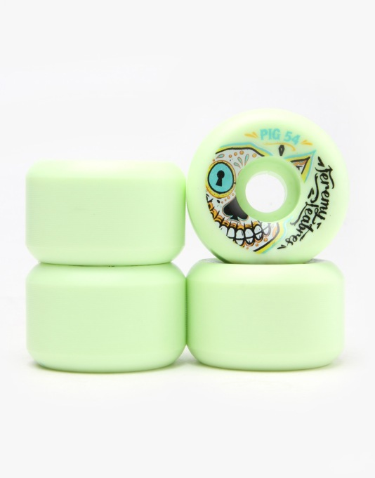 Pig Leabres Day of the Dead Pro Wheel - 54mm