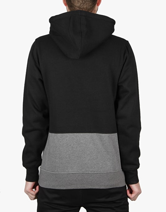 The Hundreds Miles Pullover Hoodie - Black