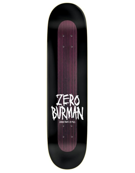 Zero x Fos Burman Dark Ages Impact Light Pro Deck - 8.5""