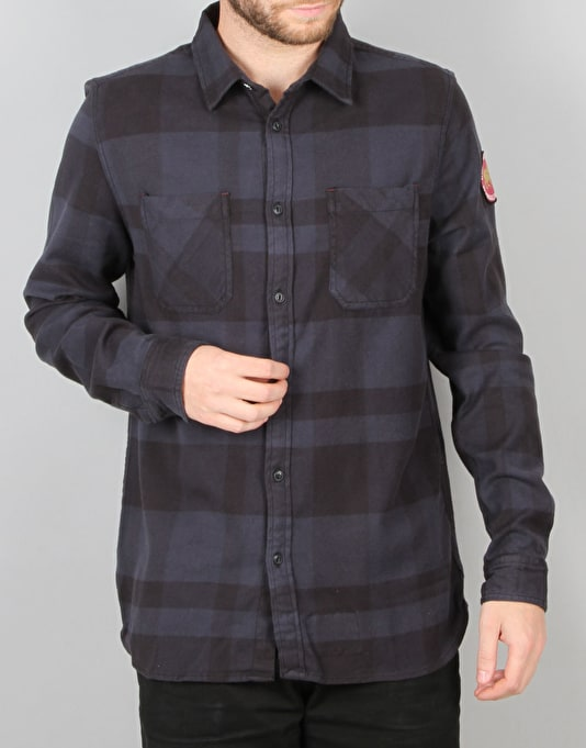 Element Westgate Shirt - Eclipse Navy