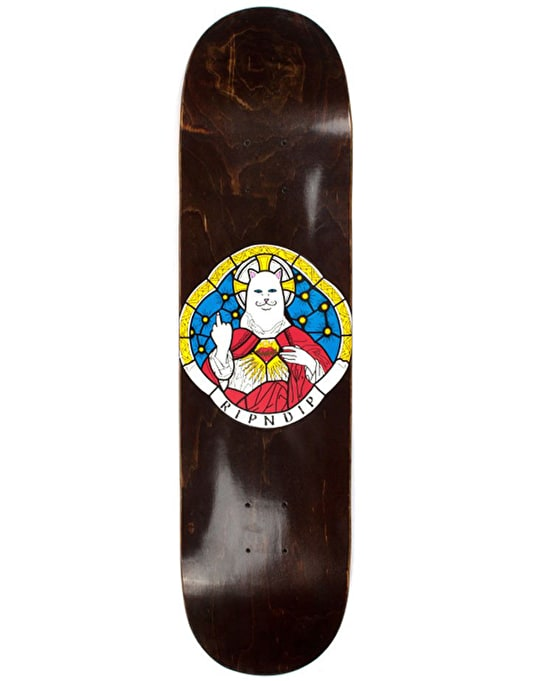 RIPNDIP Stained Glass Team Deck - 8.25""