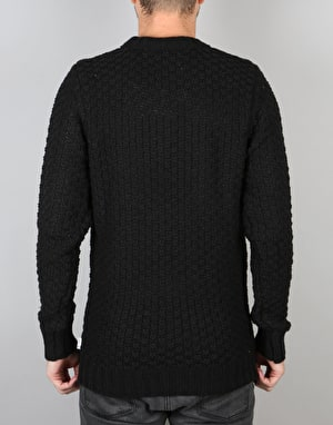 Bellfield Alroy Knit - Black
