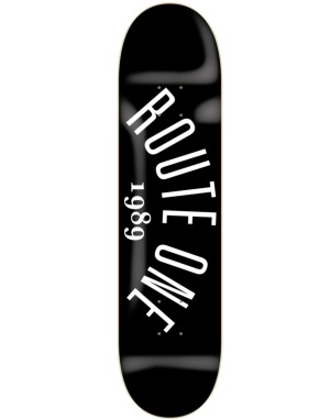 Route One Arch Logo Team Deck - 8