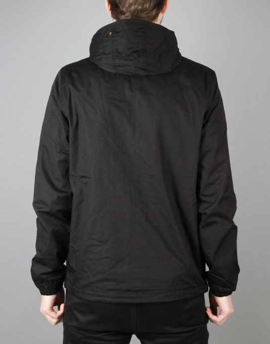 Element Alder Permanent Jacket - Black
