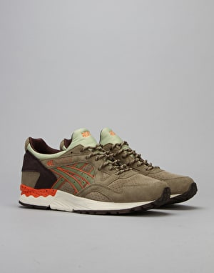 Asics Gel-Lyte V Shoes - Light Olive/Light Olive