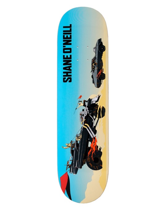 Primitive Skateboarding O'Neill Mad Max Pro Deck - 8.25""