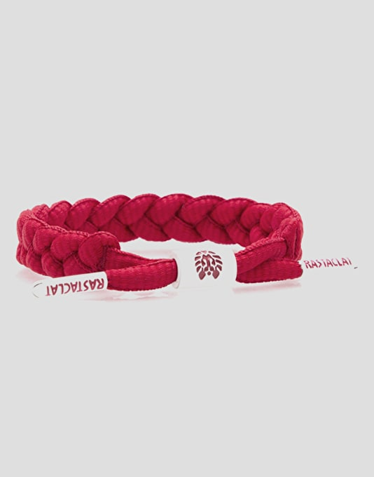 Rastaclat Fire Wristband - Red