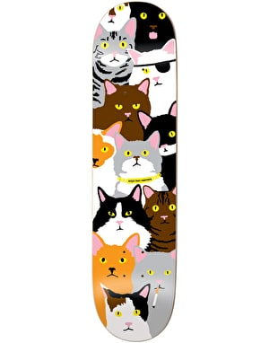 Enjoi Raemers Cat Collage Pro Deck - 8