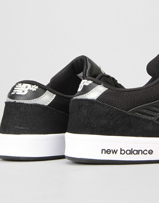New Balance Numeric 598 Skate Shoes - Black Suede