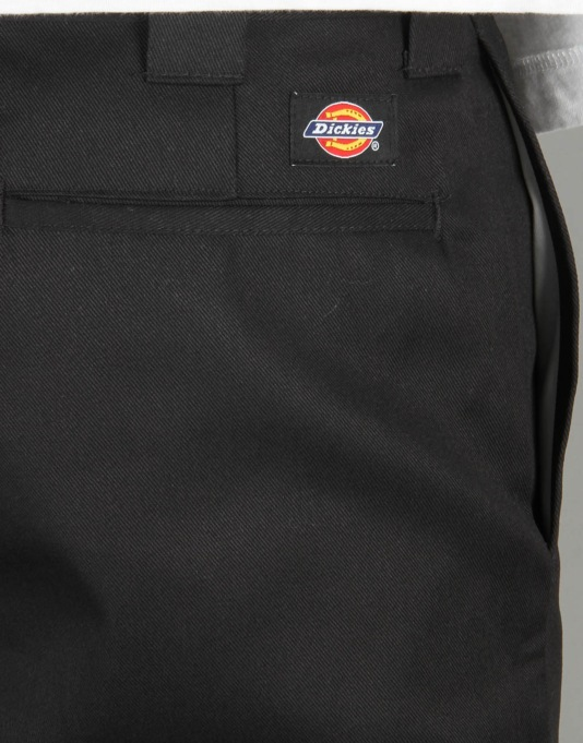 "Dickies 11"" Industrial Work Shorts (67 Collection) - Black"