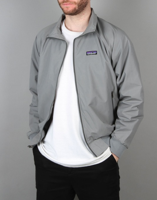 Patagonia Baggies Jacket - Feather Grey