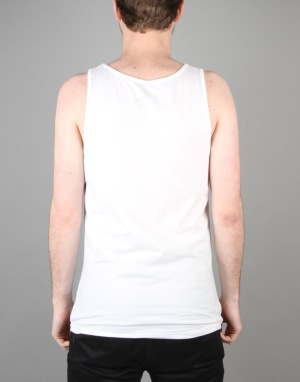 Element Basic Singlet Vest - Optic White