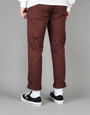 Carhartt Sid Pant Denim - Prune Rinsed