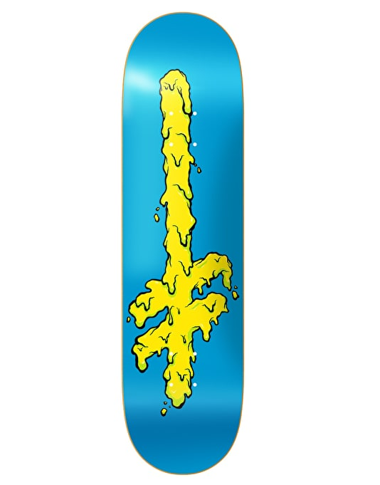 Deathwish Gang Logo Team Deck - 8.25""