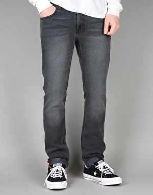 Element Boom Denim Jeans - Black Mid Used