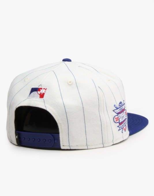 The Hundreds x Back to the Future 2015 World Series Team Snapback