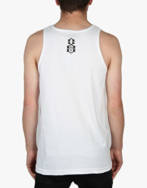 Rebel8 Mecca Vest - White