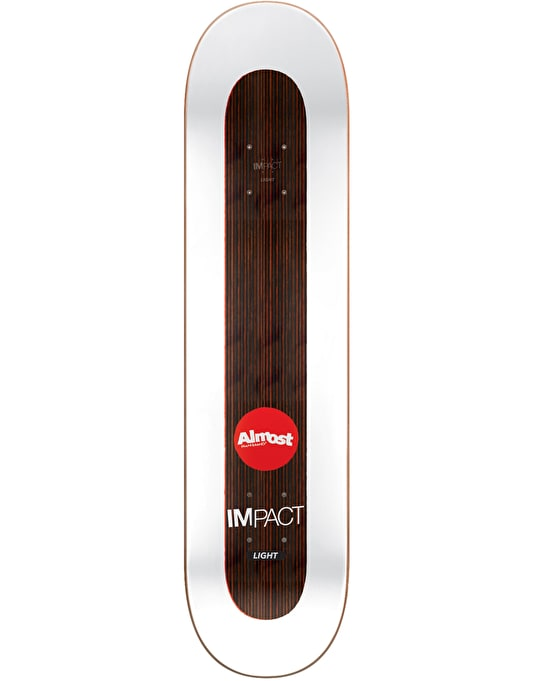 Almost Haslam Insta Gold Impact Light Pro Deck - 8.5""