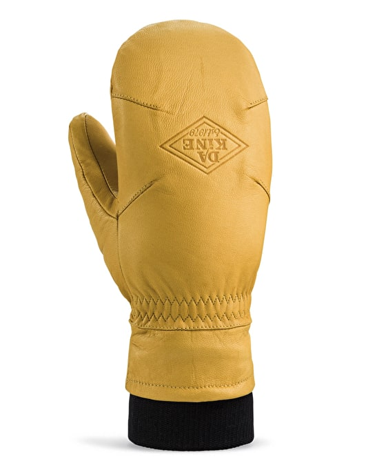 Dakine Work 2016 Snowboard Mitts - Tan