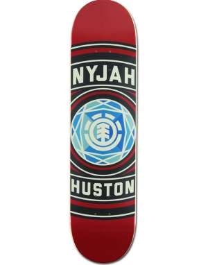 Element Nyjah Iron Featherlight Pro Deck - 7.75