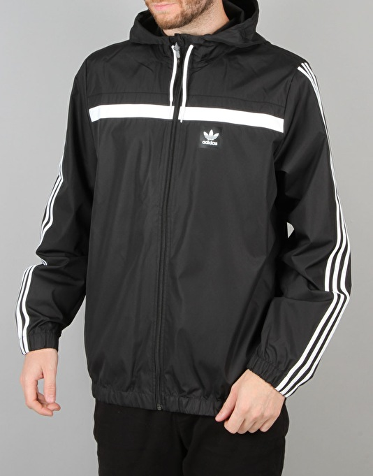 Adidas 2 Windbreaker - Black/White