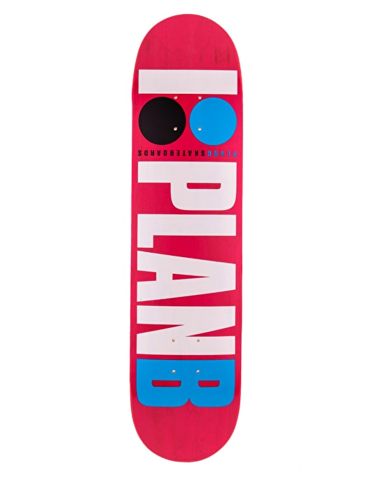 Plan B OG Team Deck - 7.625""