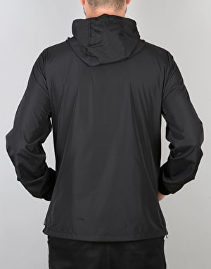 Element Trevor (Travel Well Collection) Pullover Jacket - Flint Black