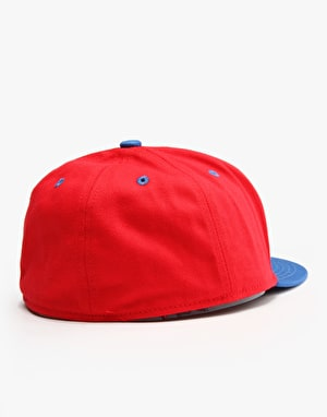 Element Fenwick Flexfit Cap - Chilli Pepper