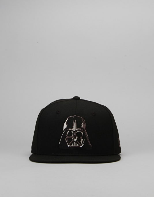 New Era x Star Wars Character Snapback Cap - Darth Vader