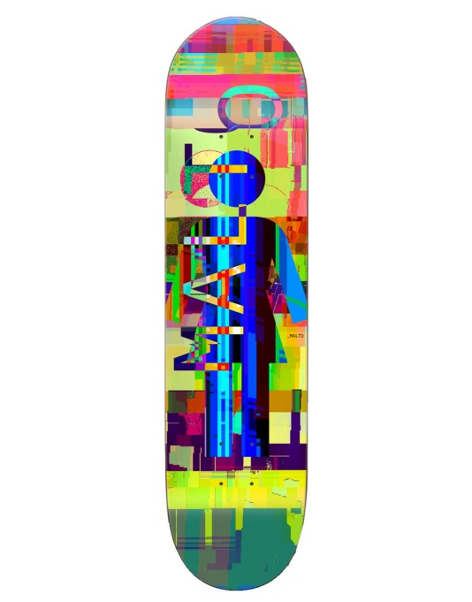 Girl Malto Glitch Mode Pro Deck - 8.125""