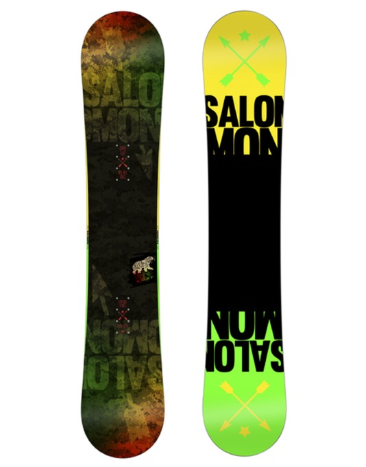 Salomon Pulse 2016 Snowboard - 156