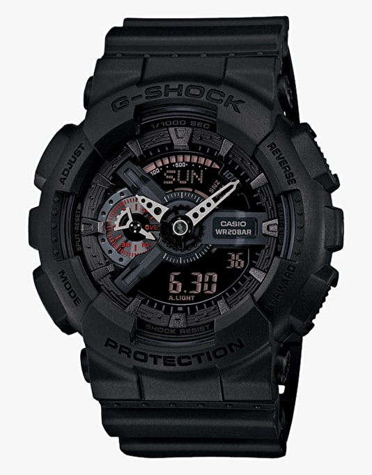 G-Shock GA-110MB-1AER Watch - Military Black