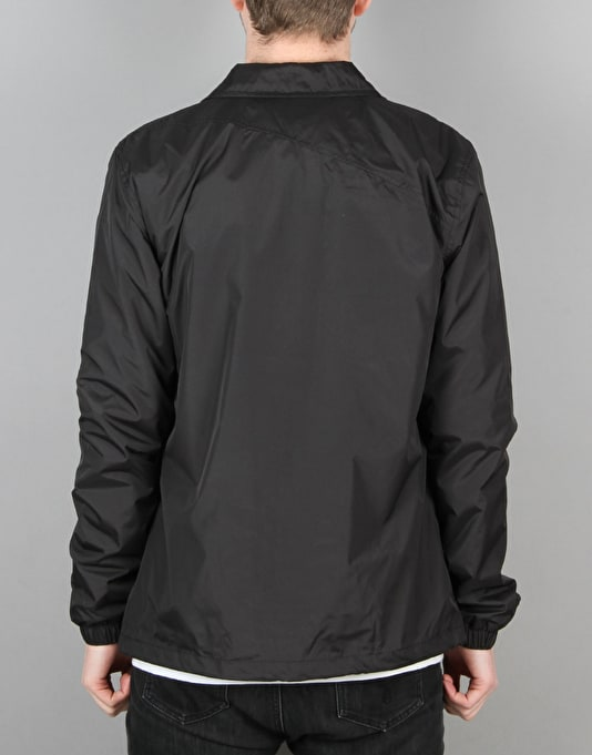 Volcom Capitol Coach Jacket - Black