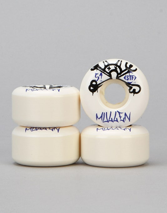 Bones Mullen Mad Chavo V2 STF Pro Wheel - 51mm