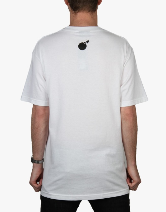 The Hundreds Bear Witness T-Shirt - White