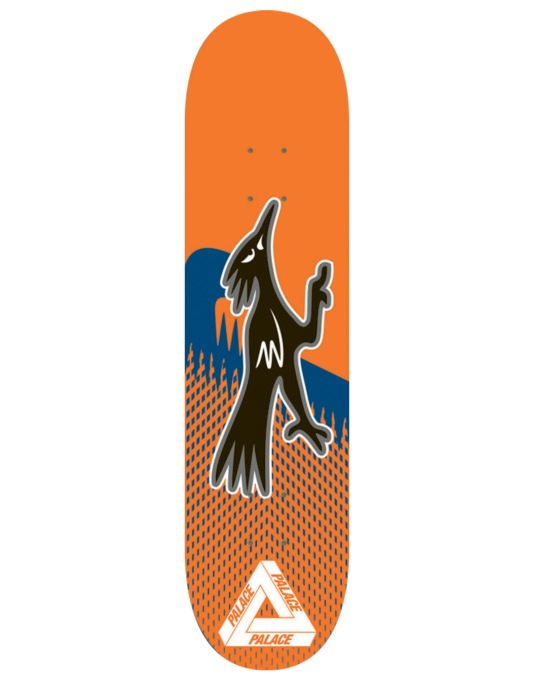 Palace Roadrunner Team Deck - 7.75""