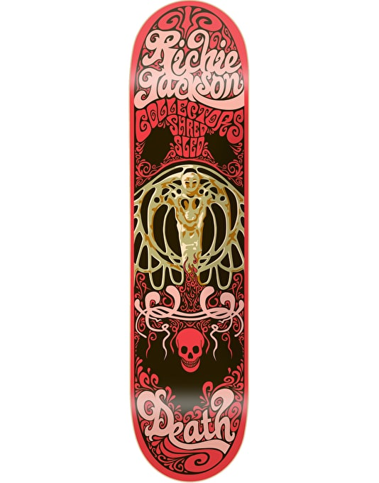 Death Jackson Collector Pro Deck - 8.25""