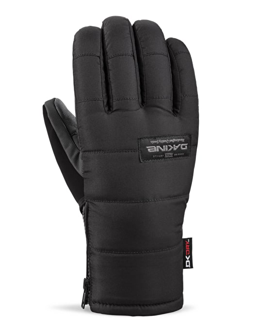 Dakine Omega 2016 Snowboard Gloves - Black