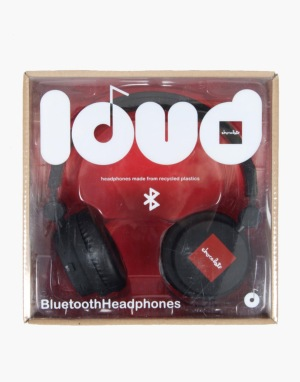 Loud x Chocolate Bluetooth Headphones - Black