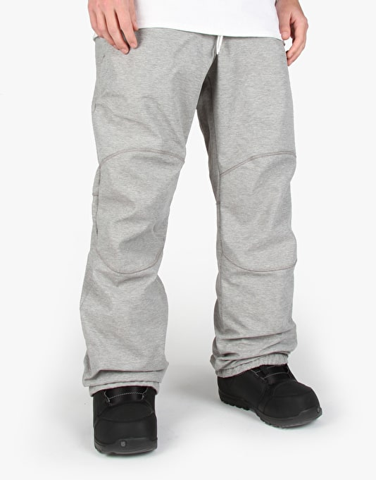 Adidas Lazy Man SS 2016 Snowboard Pants - Core Heather