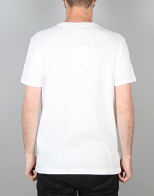 Champion Crewneck T-Shirt - WHT