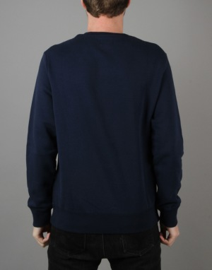 Converse Core Crew Neck - Night-time Navy