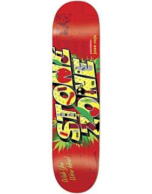 Enjoi Rojo Welcome To Pro Deck - 8