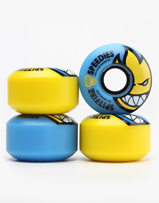 Spitfire Beach Break 80HD Speedies Mash Up Team Wheel - 54mm