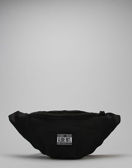 Globe Richmond Side Bag - Black