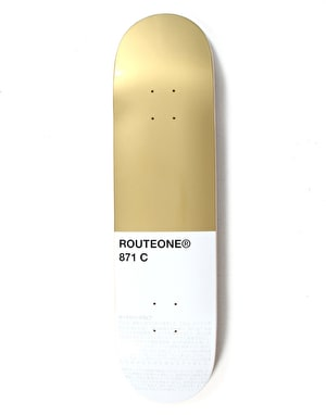 Route One Onetone Team Deck - 8