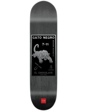 Chocolate Perez Black Magic Pro Deck - 8.25